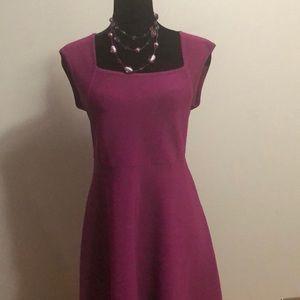 Elegant Bcbg purple dress